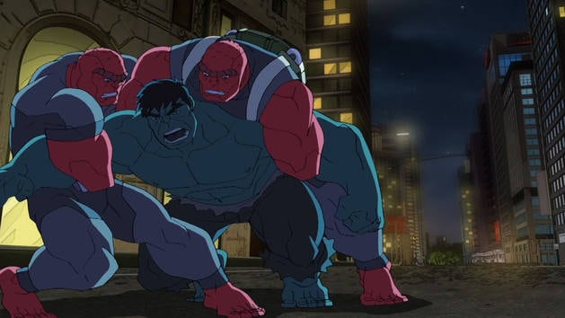 """Hulked Out Heroes"" clip"