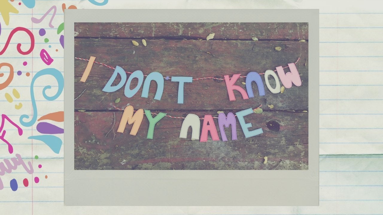 """I Don't Know My Name"" (Lyric) - Grace Vanderwaal"