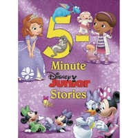 Image of 5-Minute Disney Junior Stories Book # 1