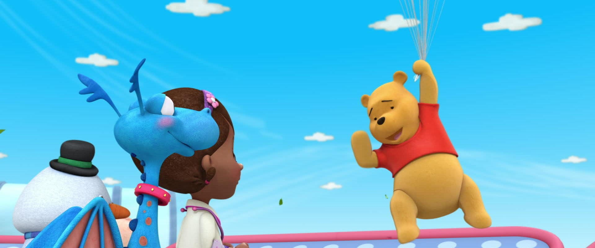 Toy Hospital: Into the Hundred Acre Wood!