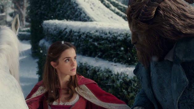 La Bella y la Bestia:  tráiler #2