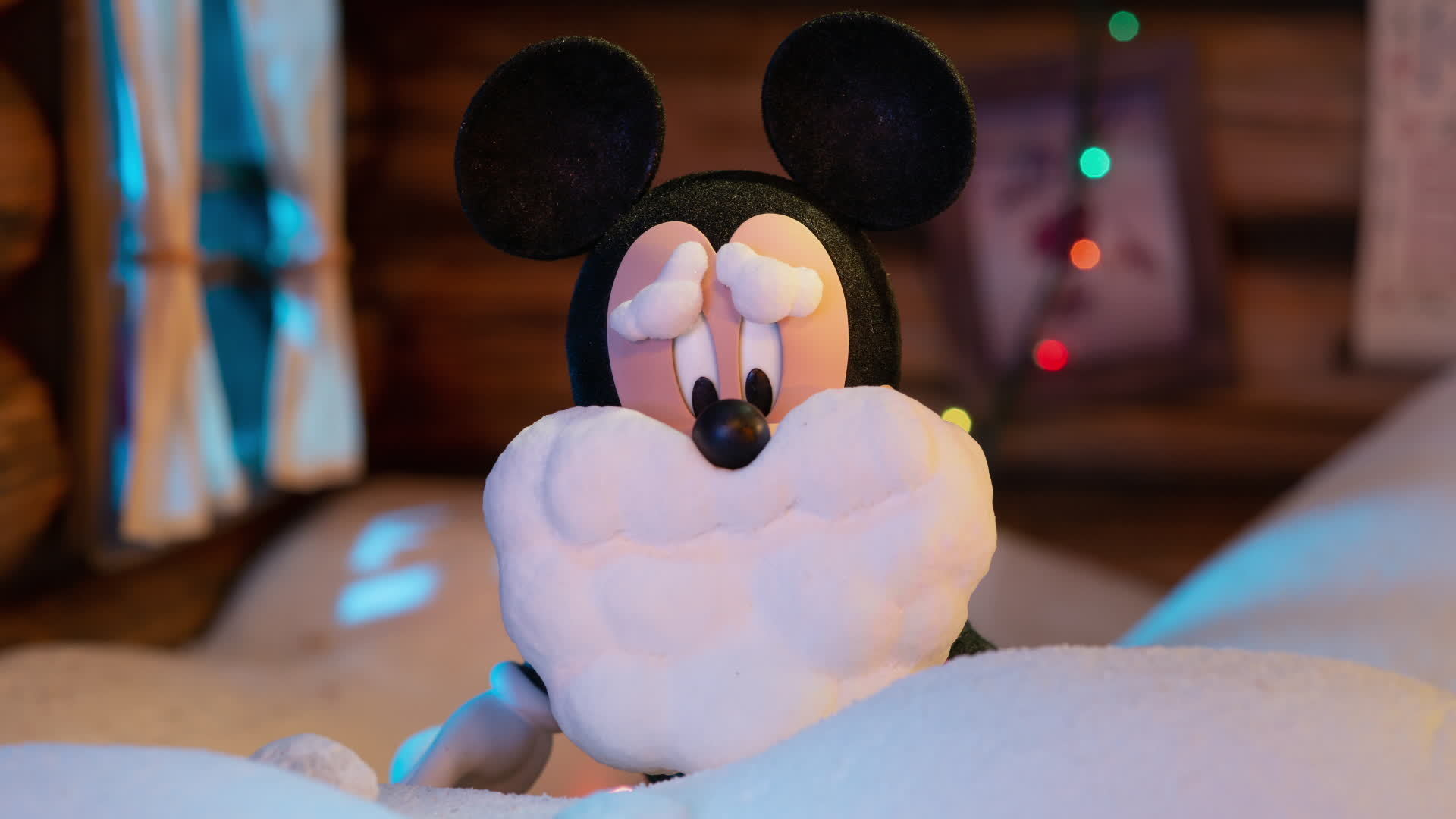 Mickey Mouse and the Magical Snowy Holiday