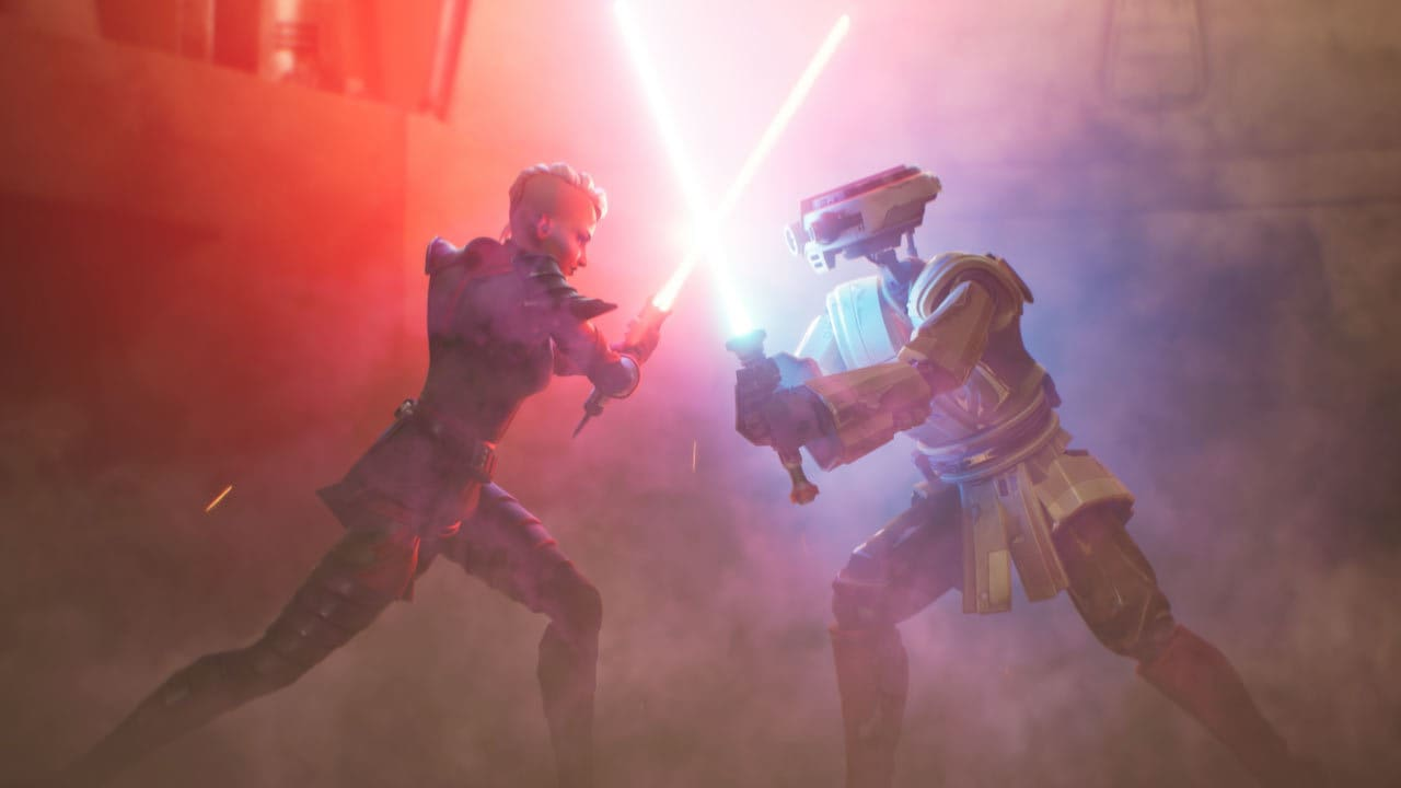 Cinematic Trailer  | Star Wars: Hunters - Welcome to the Arena