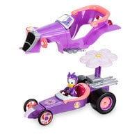 Daisy Duck Transforming Pullback Racer - Mickey and the Roadster Racers