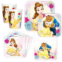 Image of Beauty and the Beast Disney Party Collection # 1