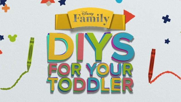 Disney DIYs for Your Toddler | Disney DIY by Disney Family