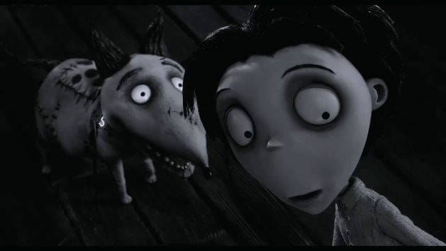 Frankenweenie Blu-ray Trailer 1