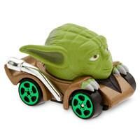 Yoda Die Cast Disney Racers - Star Wars