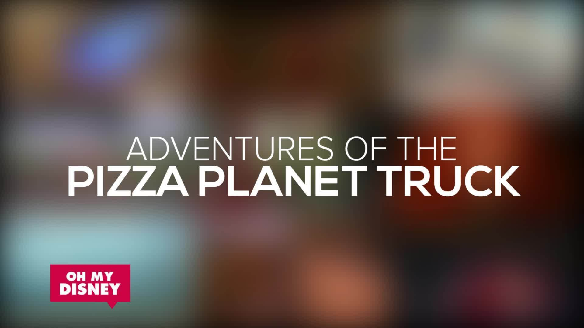 Adventures of Pizza Planet
