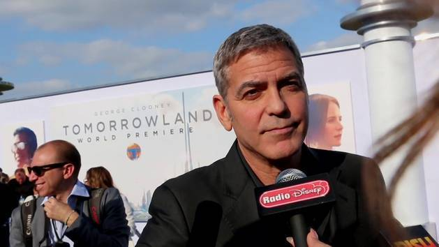Tomorrowland Red Carpet - Radio Disney