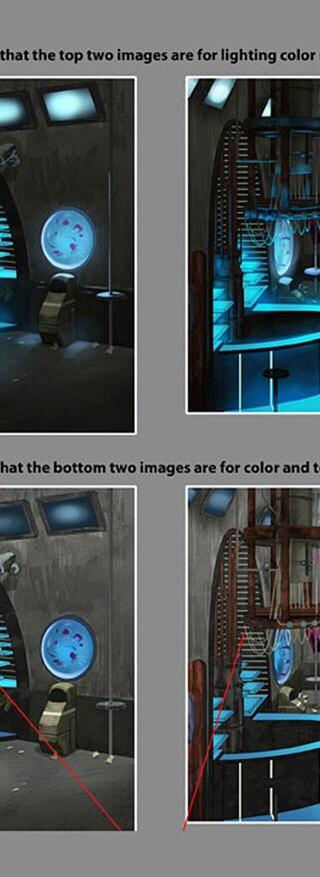 Deception Trivia Gallery