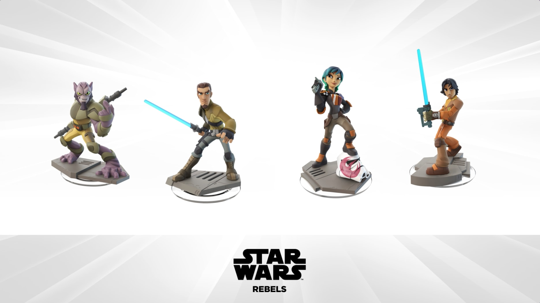 Disney Infinity 3.0: Star Wars Rebels