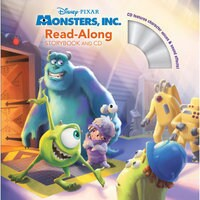 Image of Monsters Inc. Read-Along Storybook and CD # 1