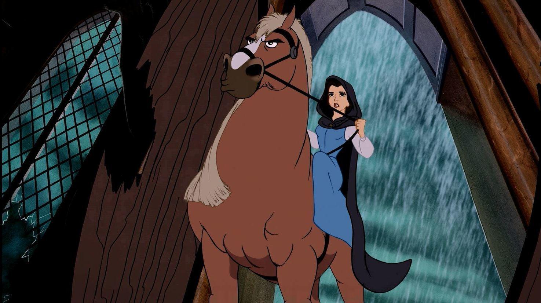 Dream Big, Princess - I Dream (Belle)   Disney Channel