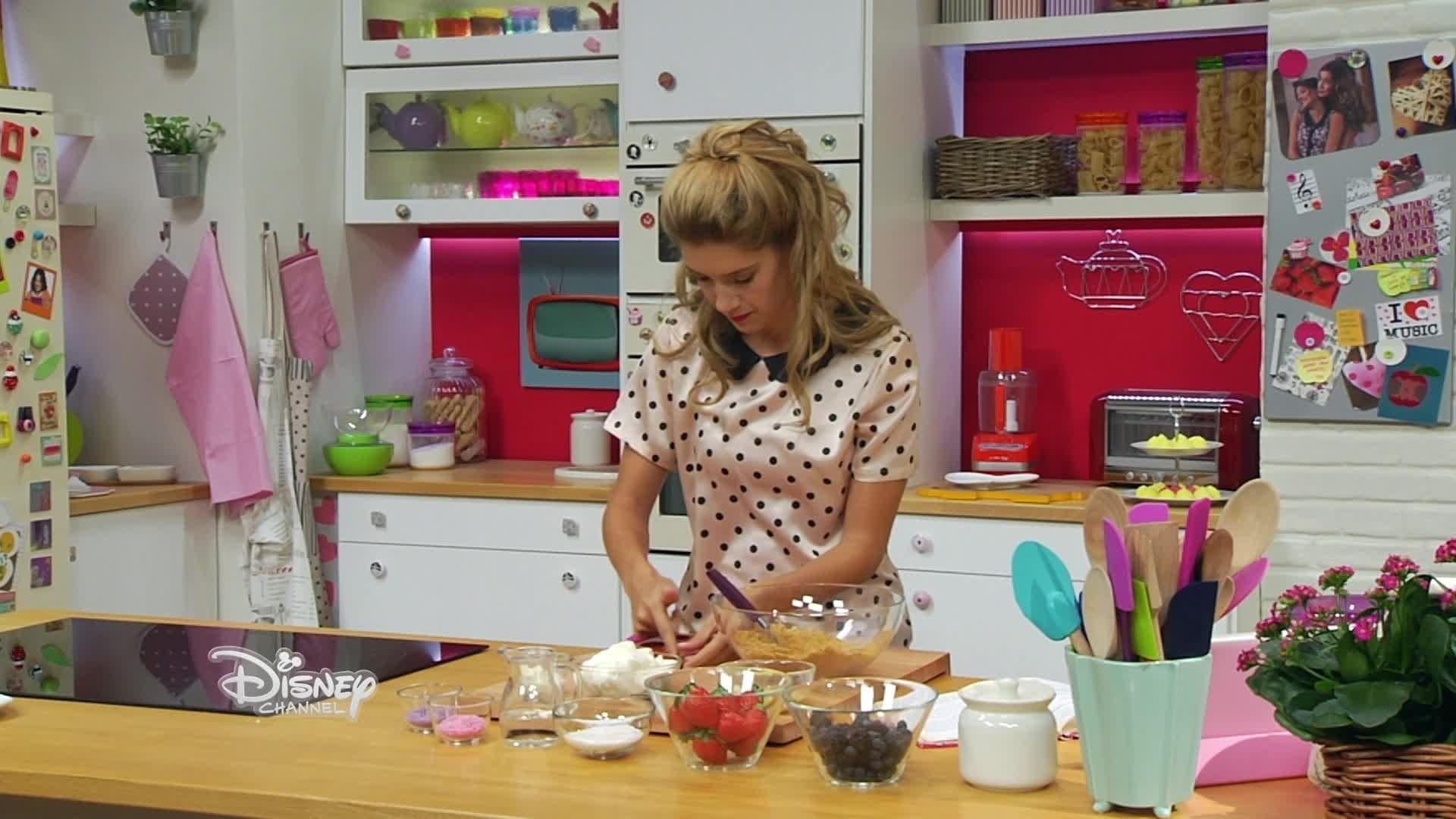 Violetta : Les Recettes d'Angie - Mini-cheesecakes