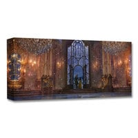 ''Castle Ballroom Interior'' Limited Edition Giclée - Beauty and the Beast - Live Action Film