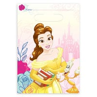 Beauty and the Beast Favor Bags
