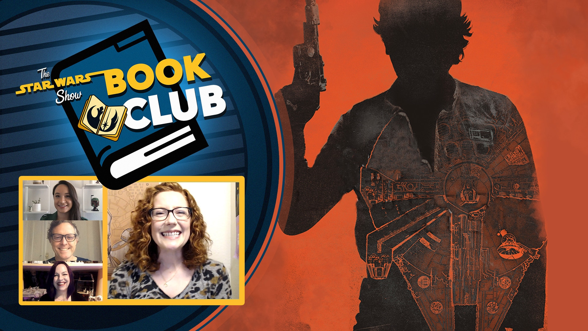 Star Wars: Last Shot | The Star Wars Show Book Club