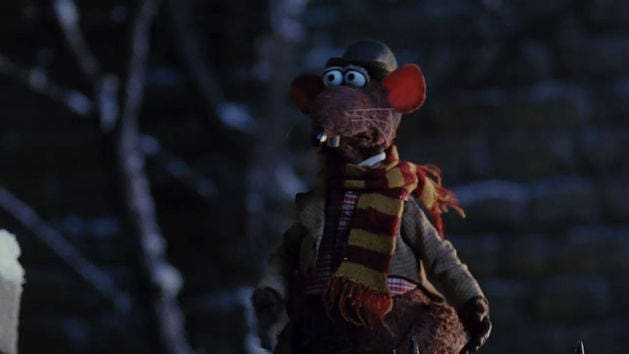 Rizzo Jumps - Clip - The Muppet Christmas Carol