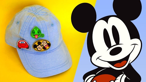 Disney Family: Summer Play Days Patch Hat