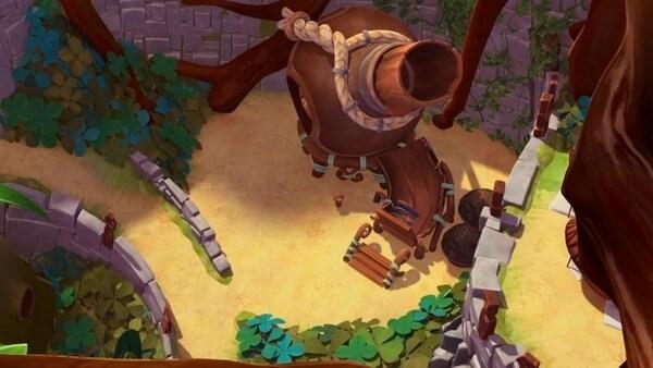 Arthur und die Minimoys - Das große Nickerchen