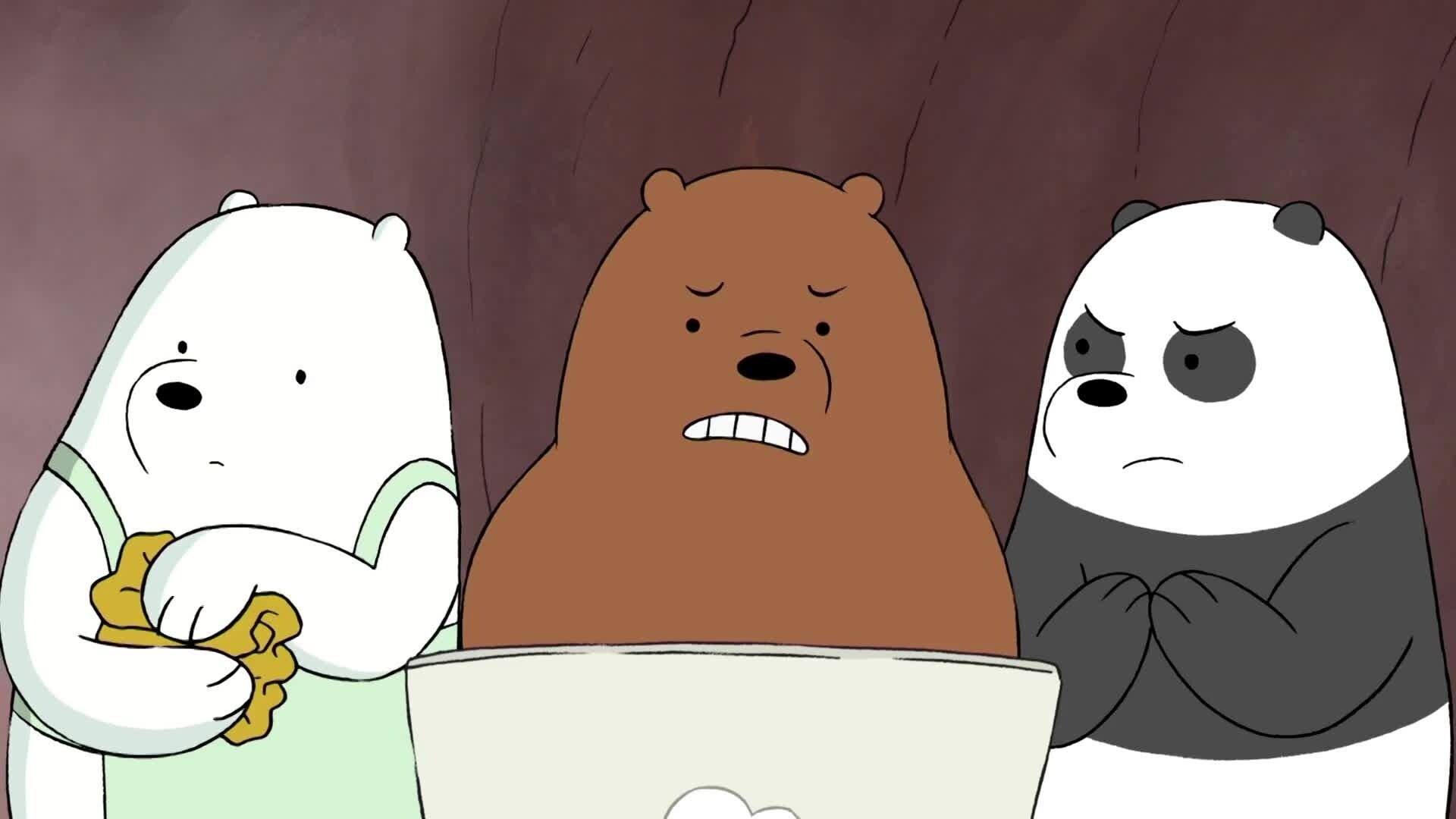 We Bare Bears - Bären wie wir - Wir und Chloe/Wir und der Dieb