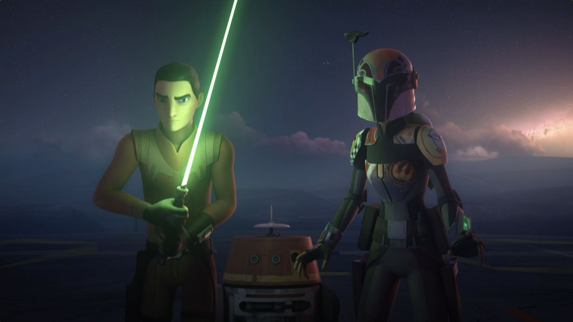 Star Wars Rebels | Tráiler Temporada 3