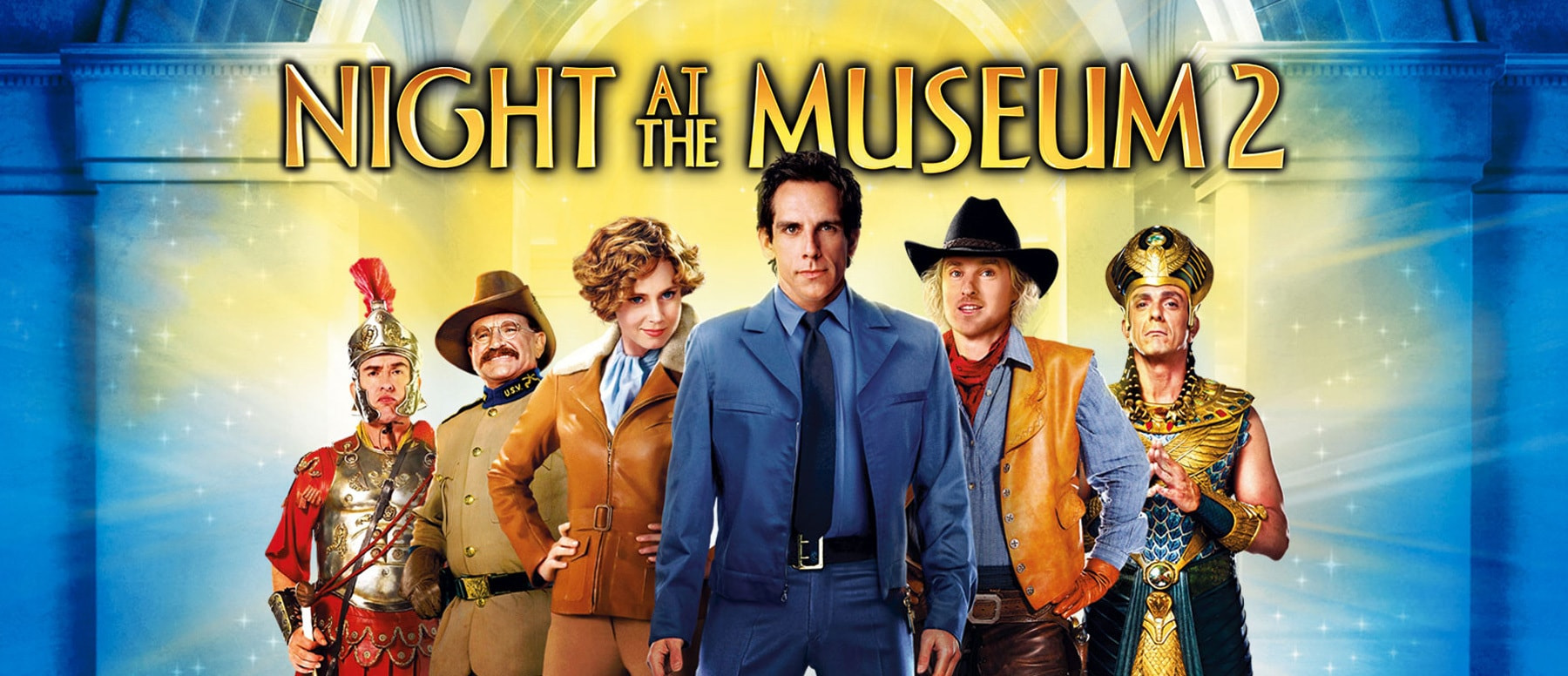 Night at the Museum: Battle of the Smithsonian Hero