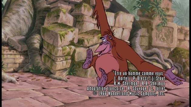 Le Livre de la Jungle - Être un homme comme vous