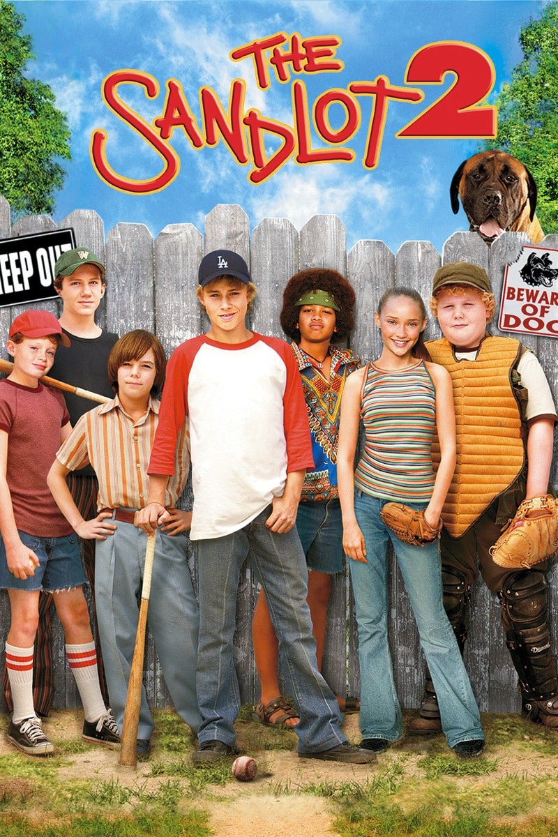 The Sandlot 2 movie poster