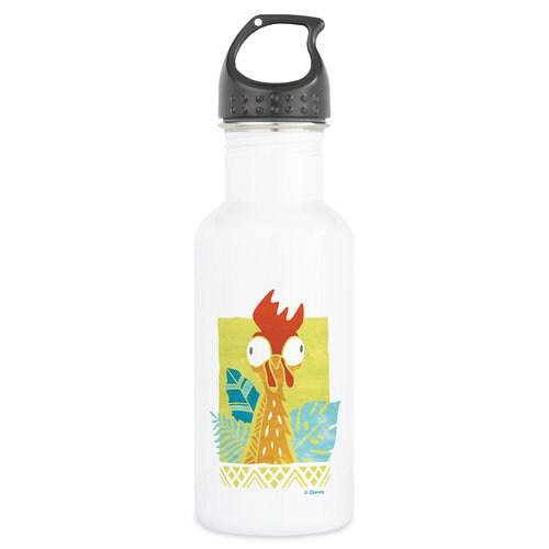Heihei Water Bottle - Disney Moana - Customizable