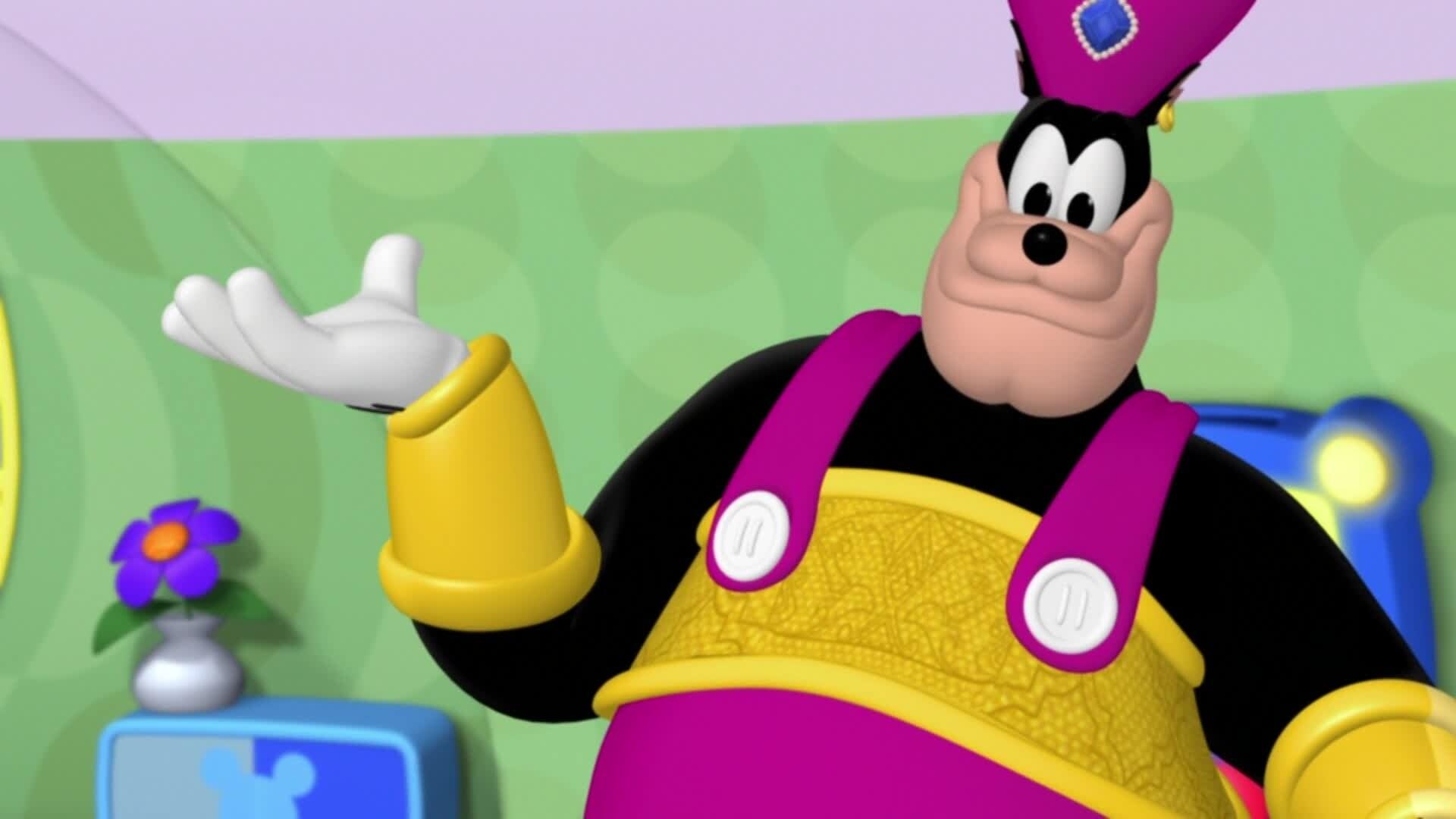 La Maison de Mickey - Donald le génie