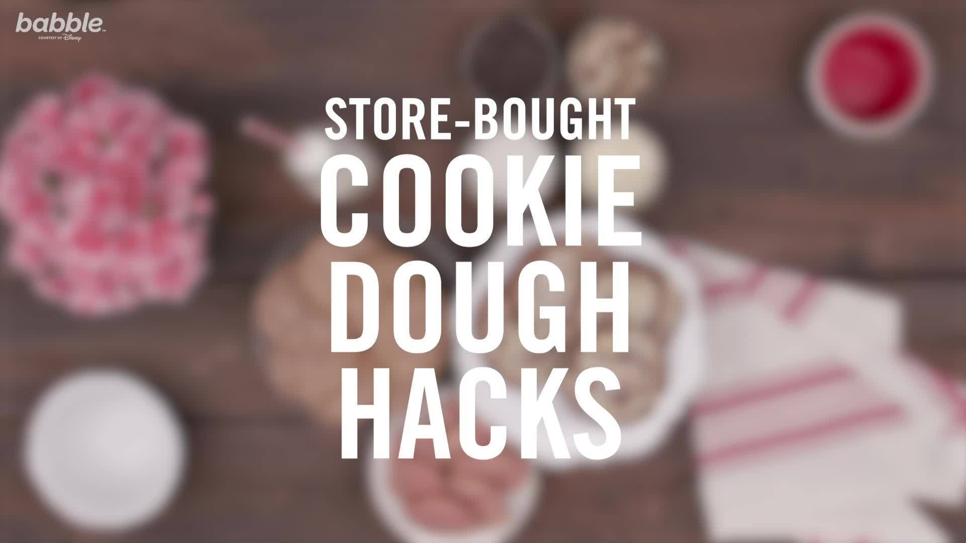 Store-Bought Cookie Dough 3 Ways | Babble Eats by Babble