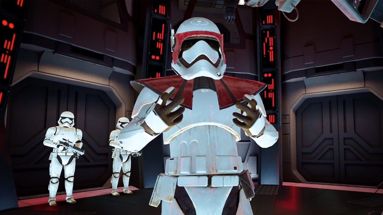 Official Trailer | Star Wars: Tales from the Galaxy's Edge - Last Call