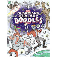 Image of Guardians of the Galaxy Doodles Book # 1