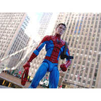 Image of Spider-Man Action Figure - Marvel Select - 7'' # 2