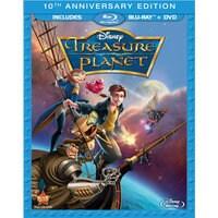 Treasure Planet - 2-Disc Combo Pack