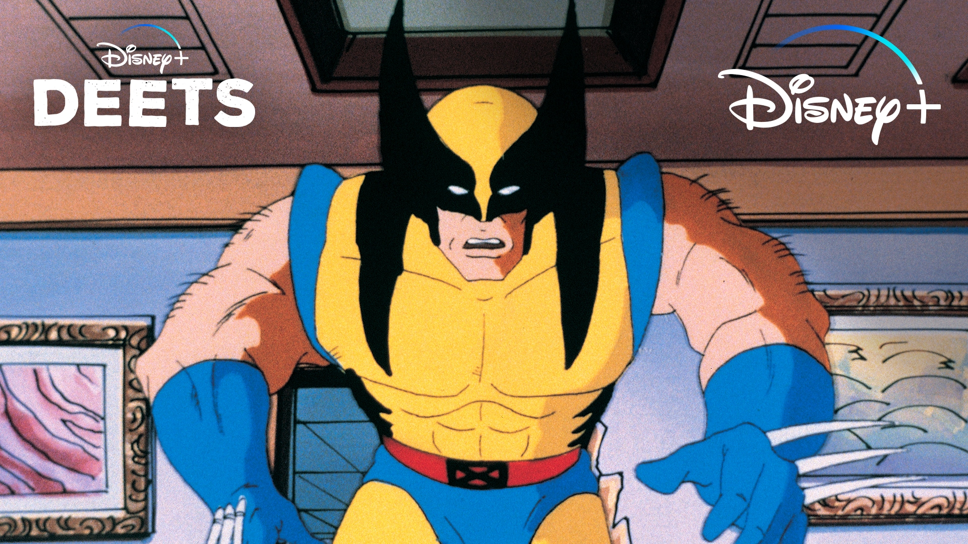 X-Men: The Animated Series | All the Facts | Disney+ Deets