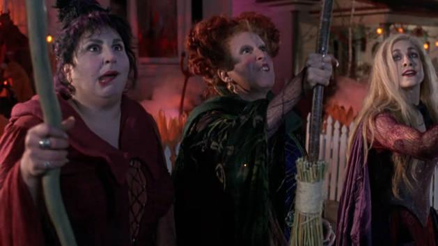 Image result for hocus pocus brooms
