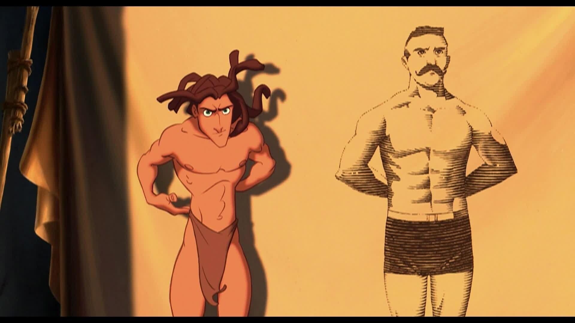 Tarzan : Chanson - Je veux savoir (par Phil Collins)