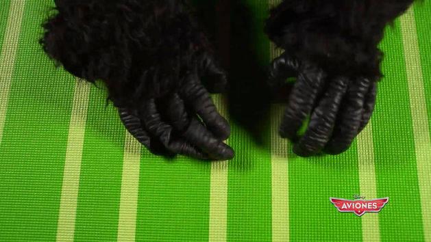 Aerogami: ¿Puede un Gorila hacer un Aerogami? - Aviones