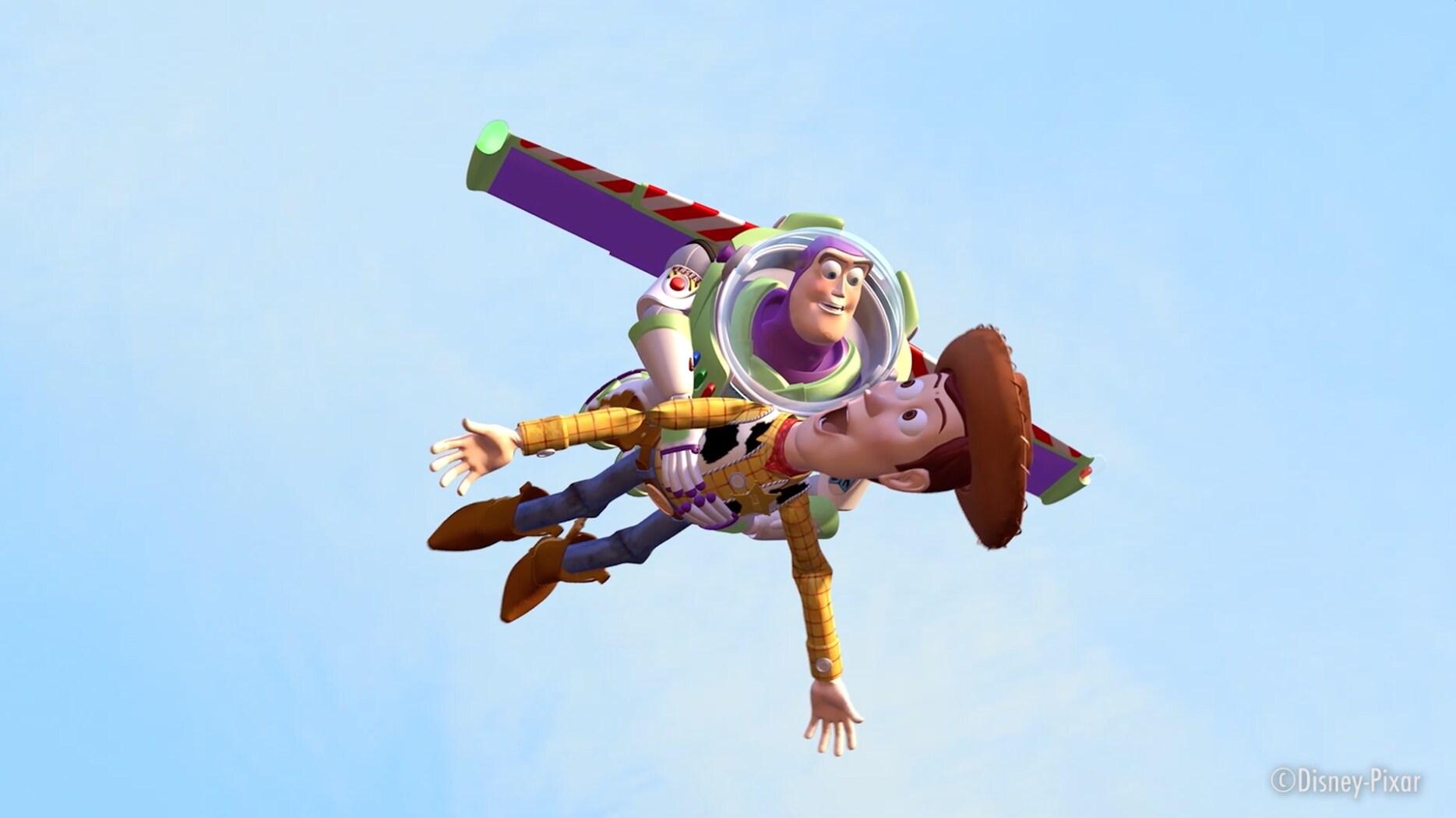 Mash-Up: Toy Story