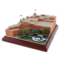Walt Disney World Market House Miniature by Olszewski