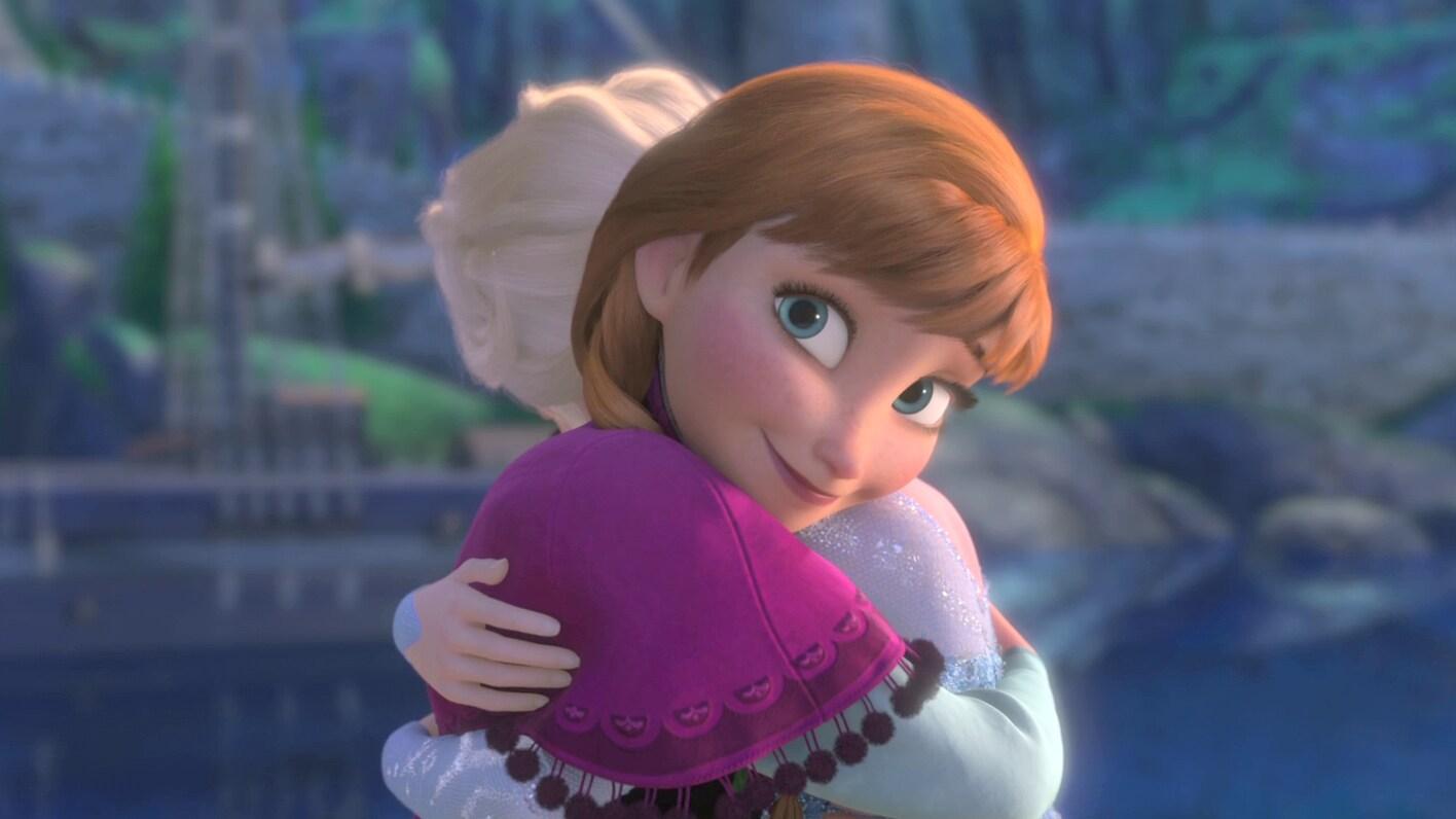 Catch You When You Fall   Frozen