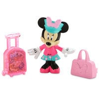 Pilot Minnie Mouse Action Figure - Minnie's Happy Helpers
