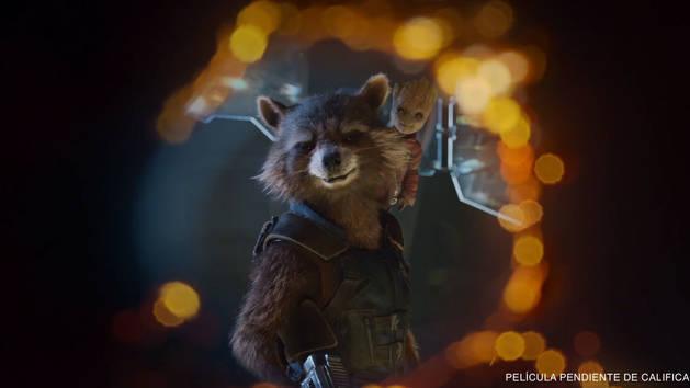 Guardianes de la Galaxia Vol.2 - Teaser tráiler