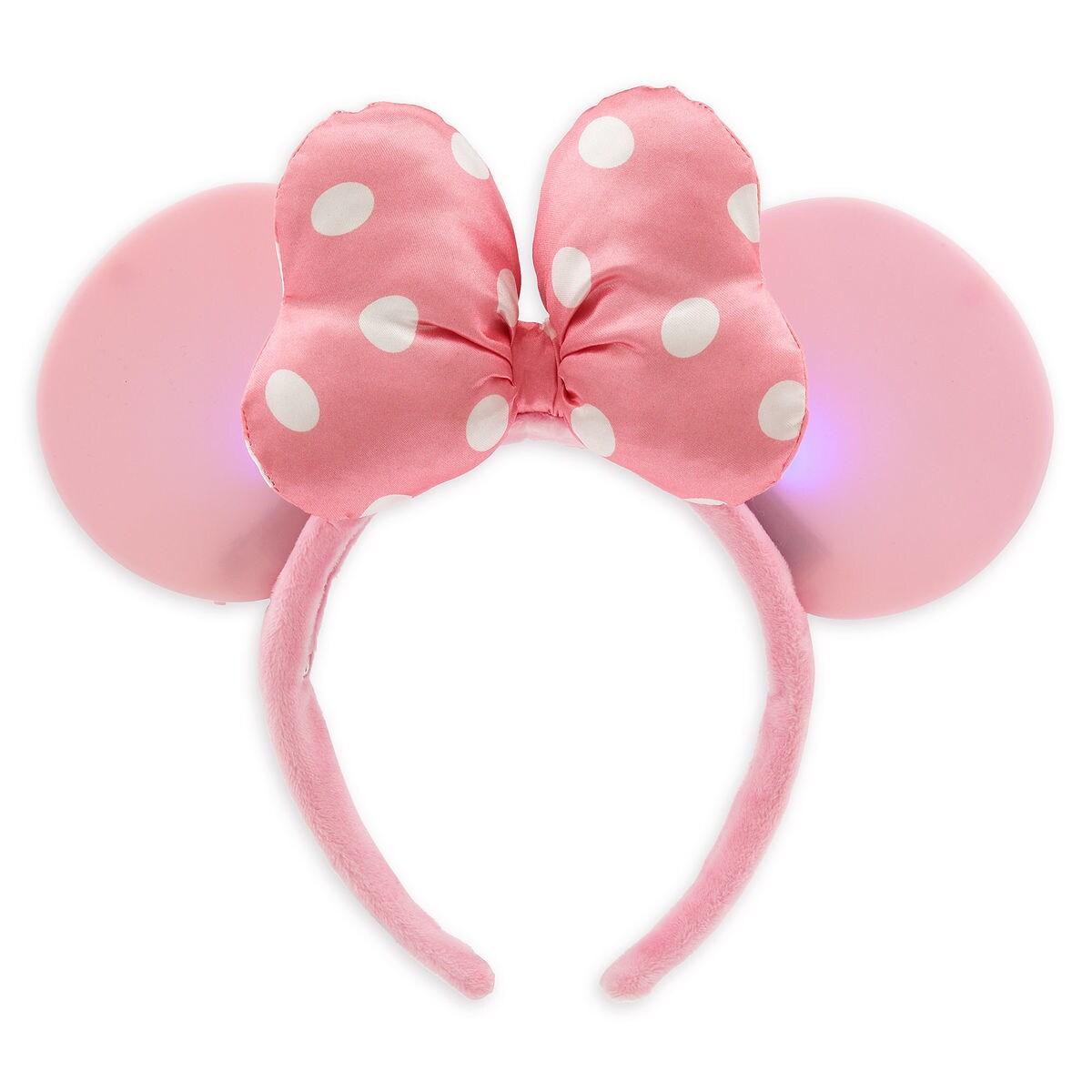 Minnie Mouse Made With Magic Ear Headband Shopdisney