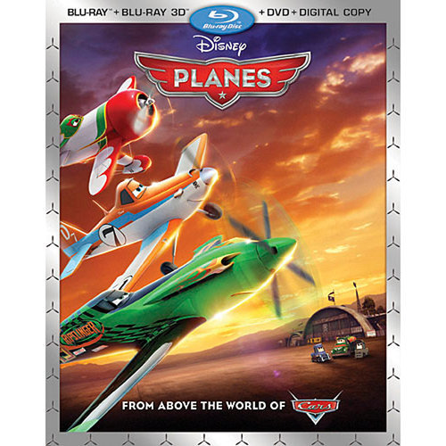 Planes 3d Blu Ray 2 Disc Combo Pack Shopdisney