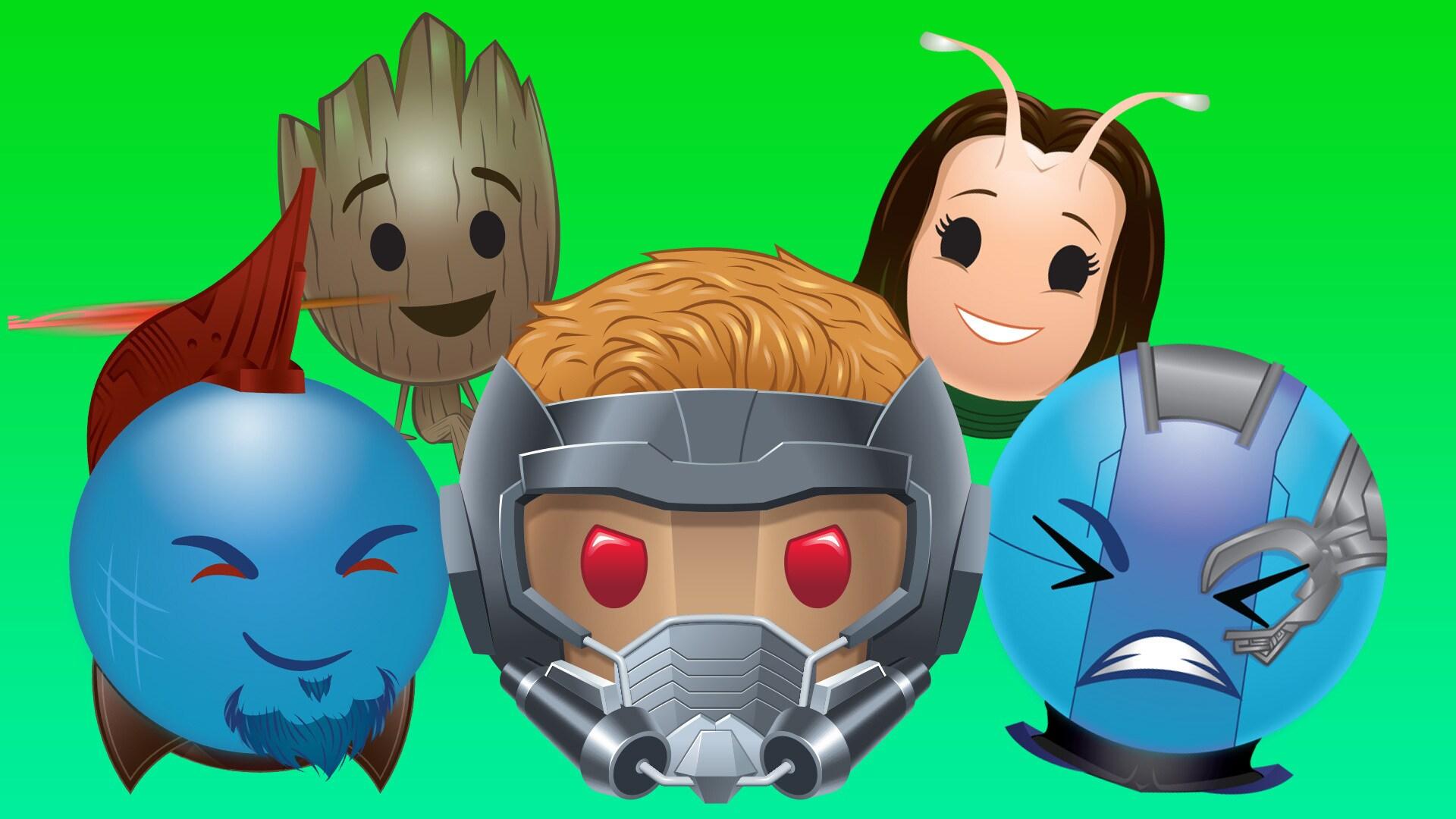 Guardians of the Galaxy Vol. 2 | Disney As Told By Emoji
