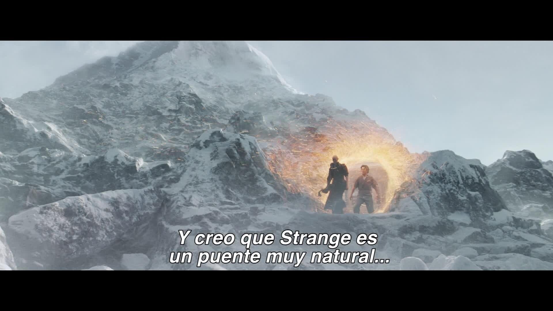 Contenido extra Dr. Strange: Tiempos extraños